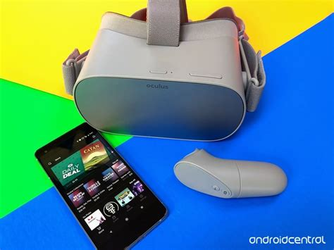 oculus android how to set up your oculus go android central
