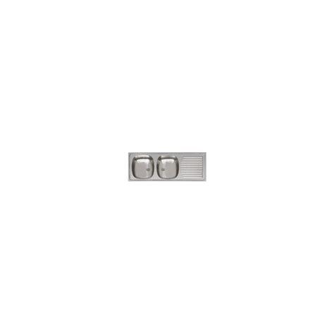 Evier Encastrable 2 Bacs by Evier Inox 2 Bacs Encastrable 120x51