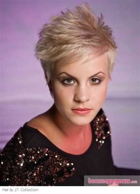 razor cut hairstyles pictures short razor haircuts