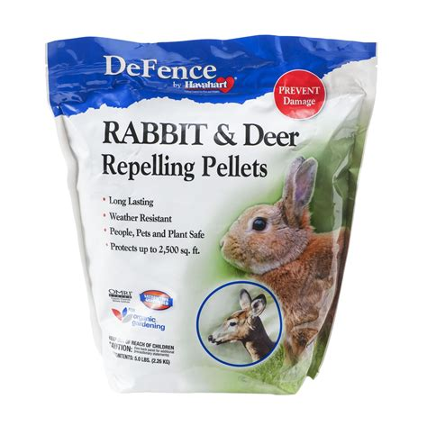 Rabbit Repellent For Gardens by Defence 174 By Havahart 174 Rabbit Deer Repellent For Animal