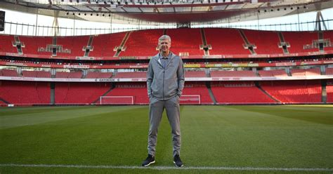 arsenal home fixtures why arsene wenger s final arsenal home game isn t on tv