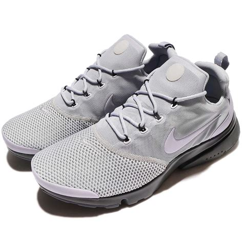 Sepatu Nike Air Presto Fly Shoes Mens Import Arsy nike presto fly wolf grey running shoes sneakers trainers 908019 005 ebay