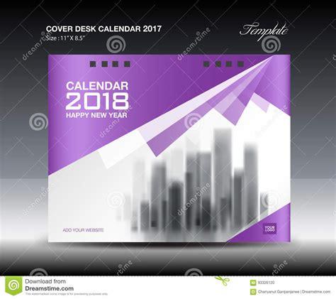 design calendar background purple cover desk calendar 2018 design polygon background