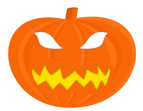 printable halloween masks free spooky halloween mask printables