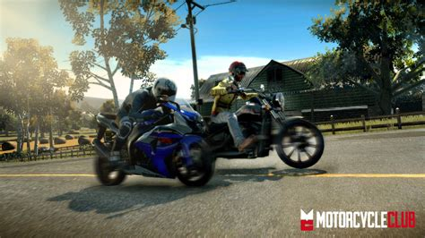 motor bike gams motorcycle club launches for playstation 3 and 4 ord