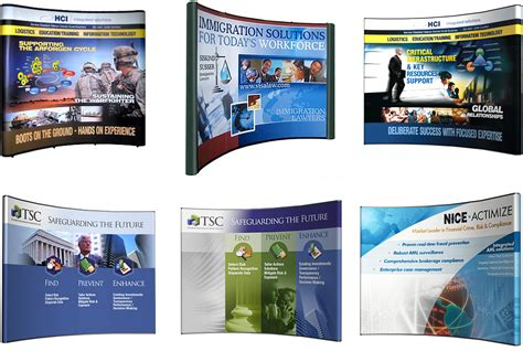 booth graphic design inspiration lightmix booth design trade show graphics dc signs