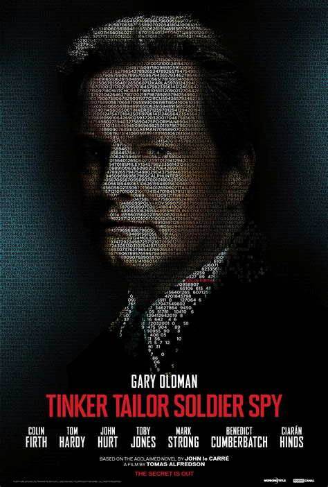 tinker tailor soldier spy tinker tailor soldier spy posters collider