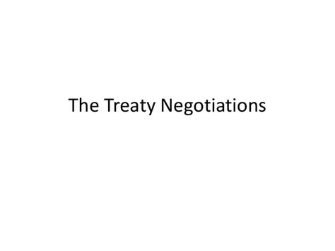 Anglo Treaty Negotiations Essay by The Anglo Treaty