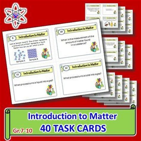 Science Task Card Template by 42 Best Images About My Task Cards On