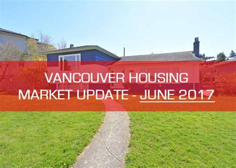 vancouver housing market vancouver real estate news blog