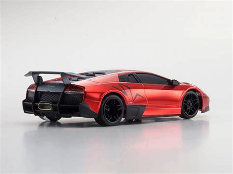 Mini Lamborghini Price Kyosho Mini Z Set Mr 03s Lamborghini Murcielago Chrome