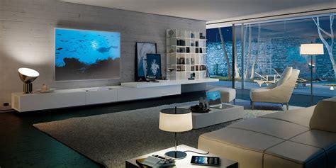 soggiorno a un soggiorno moderno parete attrezzata con stile