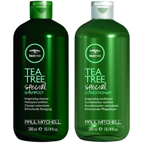 Paul Mitchell Tea Tree Shoo 246 by Paul Mitchell Tea Tree Special Duo Shoo Conditioner