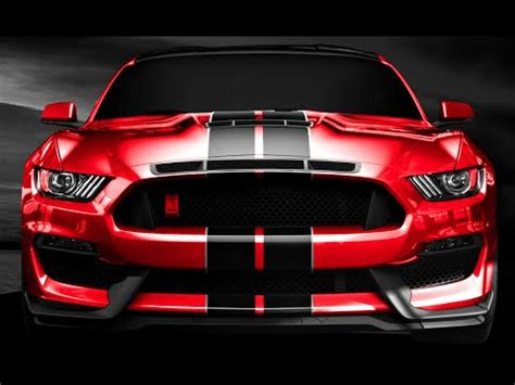 2019 2020 shelby gt500 mustang exhaust note youtube