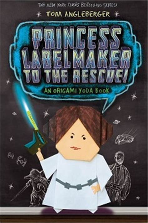 The Origami Yoda Series - tom angleberger to create book 5 in the origami yoda