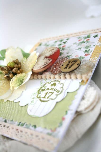 Pita Satin 1 Shabby 02 really reasonable ribbon shabby st s day card