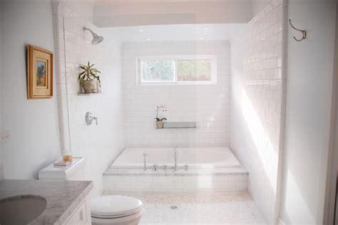 walk in shower with tub inside hymettus project traditional bathroom san diego by