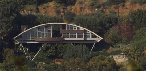 Ranch House Floor Plan a look at hollywood s love affair with john lautner
