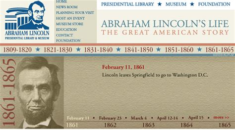 life of abraham lincoln timeline abraham lincoln s life the great american story