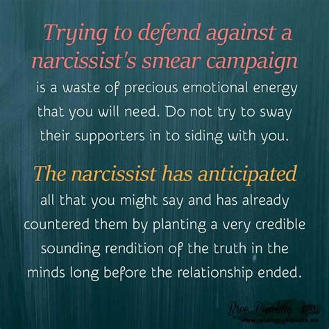 Toxic Narcissist | the narcissist s smear caign maternal narcissism