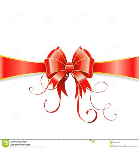 16 white bows and ribbons vector images free vector