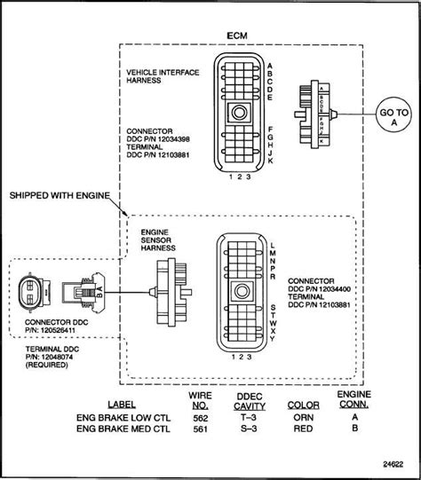 ddec 5 ecm schematic at intercooler schematic elsavadorla