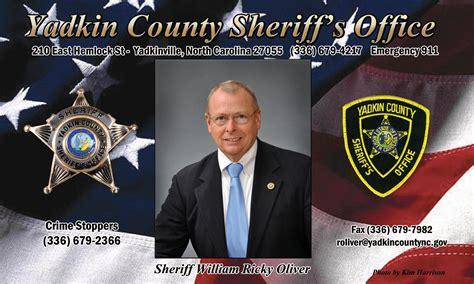 Yadkin County Sheriff S Office by Yadkin County Nc Official Website About The Sheriff