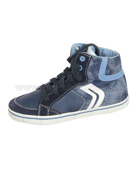 high top sneakers for boys geox boys hi top sneakers jr kiwi