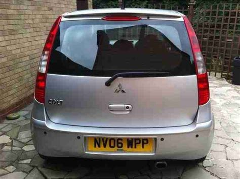 mitsubishi colt 1 5 sport mitsubishi 2006 colt 1 5 sport silver car for sale