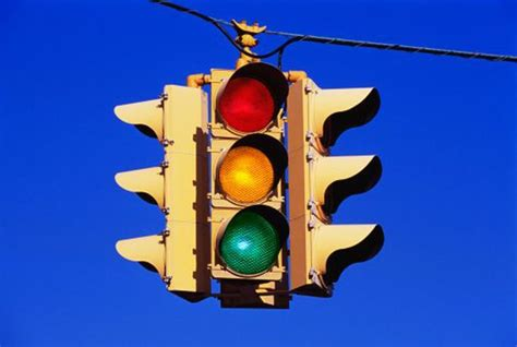 When Was The Traffic Light Invented traffic light invention