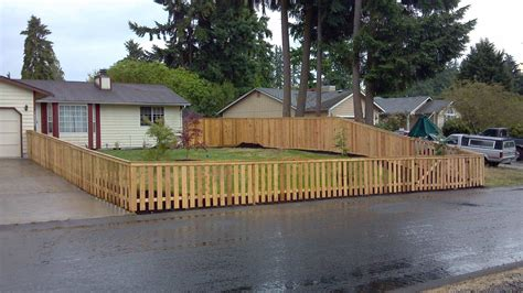 Fortune Front Yard Privacy Fence Ideas Amys Office   Www