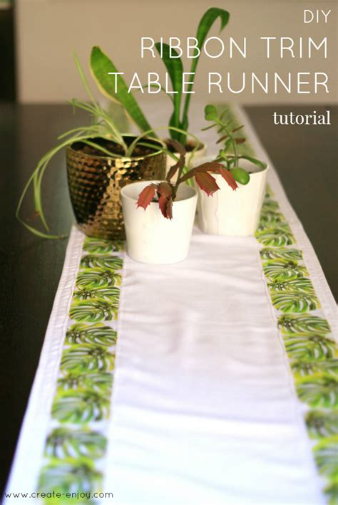 construct 2 infinite runner tutorial diy ribbon trim table runner tutorial create enjoy