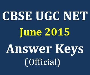pattern of cbse net june 2015 answer key of malayalam cbse ugc net june 2015 www