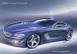bmw concept 9 series gt
