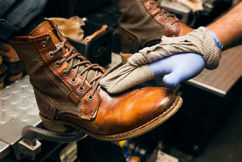the best way to care for leather shoes and sneakers gear