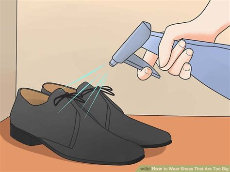 Sepatu Boots Resleting 3 Ways To Wear Shoes That Are Big Wikihow