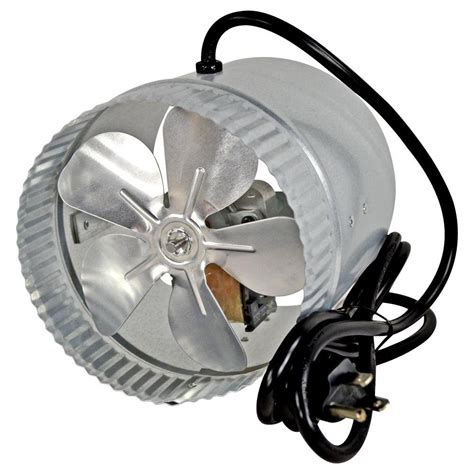 most powerful ducted fan upc 066028000927 6 in corded duct fan with more