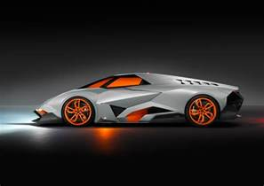 new one seater car lamborghini shows single seat egoista autos ca