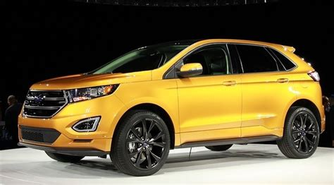 electric and cars manual 2013 ford edge parking system 2015 ford edge overview cargurus