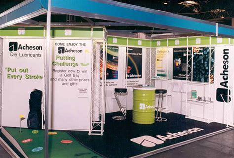 scheme design shell scheme interiors stands aspect exhibitions
