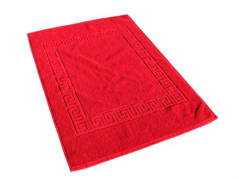 Reversible Cotton Bath Mats by Tradeguide24 Cotton Reversible Bath Mats