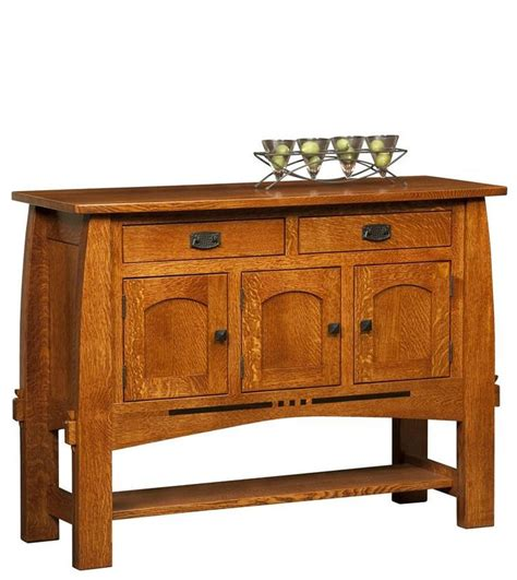 Handmade Mission Furniture - 1000 images about amish buffet tables and amish