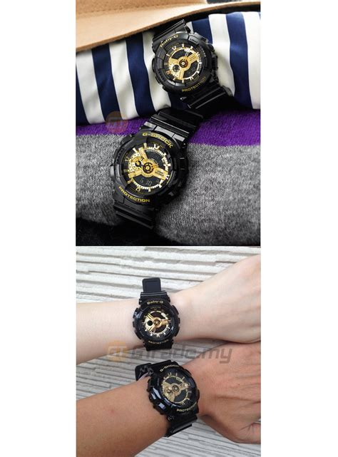 Casio G Shock Ga 110 1a Black casio g shock baby g ga 110gb 1a ba 110 1a