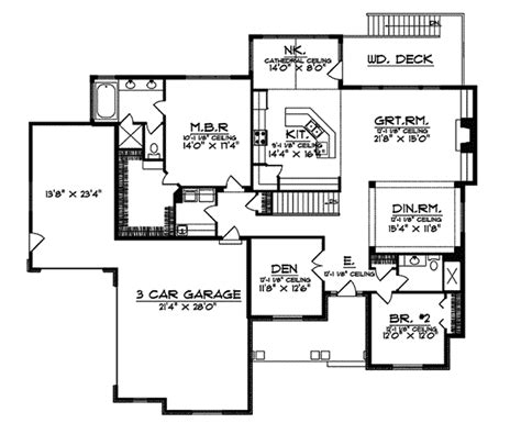 luxury ranch floor plans rafferty luxury ranch home plan 051s 0068 house plans