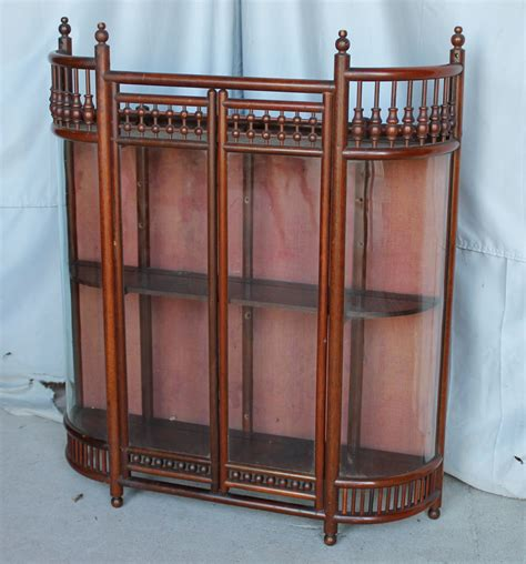 Antique Curio Cabinets by Bargain S Antiques 187 Archive Antique Mahogany