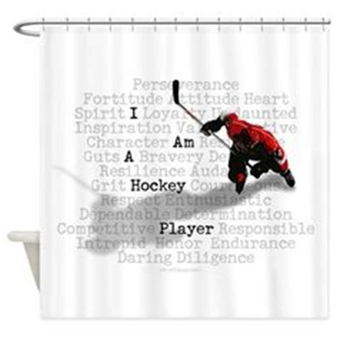 photo hockey floor tiles images shower curtain ideas x for tall 1000 images about hockey themed room and or bathroom