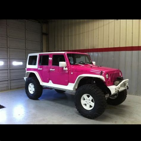 purple barbie jeep 1000 images about j e e p wrangler unlimited on