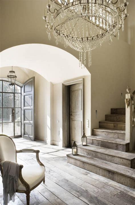 scala ingresso villa in provenza ingresso con scala in legno beautiful