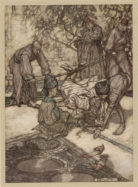 arthur rackham book of pictures bastinado arthur rackham s book of pictures 1913