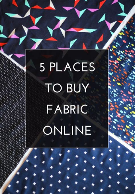 buy fabric online where to buy fabric online the crafted life bloglovin